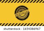 nostalgia black grunge emblem...   Shutterstock .eps vector #1654386967
