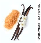 Vanilla Sticks And Vanillla...