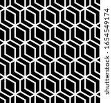 vector geometric seamless... | Shutterstock .eps vector #1654549174