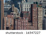 background from buildings | Shutterstock . vector #16547227