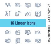 webdesign icon set and...