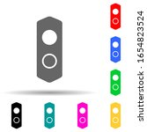 traffic light multi color style ...