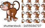 seamless background design with ...   Shutterstock .eps vector #1655036737