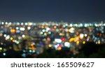 Pattaya Cityscape At Twilight...