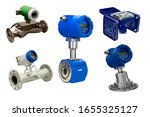 Five Modern Industrial Gas...