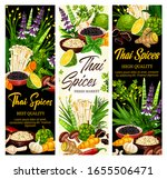 thai cuisine spices and cooking ... | Shutterstock .eps vector #1655506471