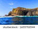 Fingal's Cave Staffa Island On...