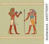Gods And Pharaohs Of Egypt....