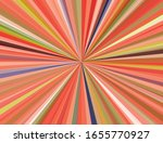 multicolored light spreading in ... | Shutterstock .eps vector #1655770927