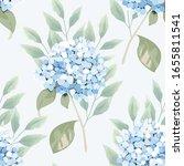 floral seamless pattern.... | Shutterstock .eps vector #1655811541