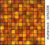 seamless tiles in orange color   Shutterstock . vector #16562338