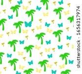 beautiful textures patterns... | Shutterstock . vector #1656317974