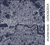 Road Map Of Central London ...