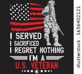 i served i i sacrificed i... | Shutterstock .eps vector #1656402121