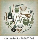 Musical Design Over Vintage...