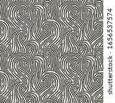 vector seamless pattern. modern ...   Shutterstock .eps vector #1656537574