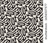 seamless pattern. classical... | Shutterstock .eps vector #1656537577