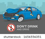 driving a car. don't drink and... | Shutterstock .eps vector #1656556351