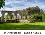 Remaining Walls And Arches Of...
