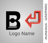 initial letters logo b design   ...
