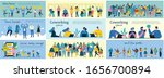 connection background with... | Shutterstock .eps vector #1656700894