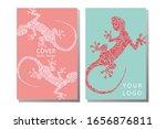 brochures with varieties of... | Shutterstock .eps vector #1656876811