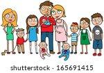 cartoon vector illustration of... | Shutterstock .eps vector #165691415