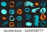 set of universal hand drawn... | Shutterstock .eps vector #1656928777