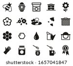 honey making   bee keeping...   Shutterstock .eps vector #1657041847