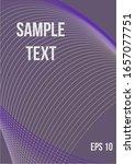 minimal trendy vector with...   Shutterstock .eps vector #1657077751