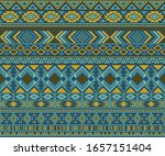 peruvian american indian...   Shutterstock .eps vector #1657151404