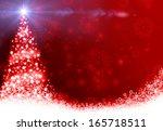 christmas background   Shutterstock . vector #165718511
