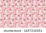 modern wallpaper for spring ... | Shutterstock .eps vector #1657210351