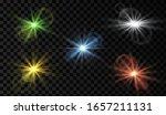 Lens Flare. Light Glow Effect....