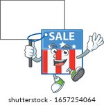 a picture of usa price tag... | Shutterstock .eps vector #1657254064