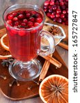 winter drink with spice   Shutterstock . vector #165727847