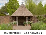 Conical Thatched Roof...