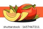 vector simple illustration of... | Shutterstock .eps vector #1657467211
