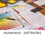 website design team desk design ...