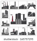 アクティビティ,アーキテクチャ,ブラック,レンガ,建物,ビジネス,煙突,市,石炭,環境保全,建設,汚い,エネルギー,外装,工場