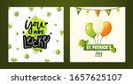 set of background designs for... | Shutterstock .eps vector #1657625107