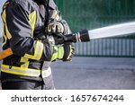 Firefighters Who Use Fire...