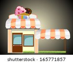 candy store | Shutterstock .eps vector #165771857