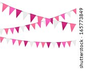 party background vector... | Shutterstock .eps vector #165773849