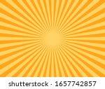 Sunlight Rays Horizontal...