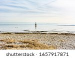 Lake Constance In Winter...
