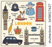 london  uk  february 26  2020...   Shutterstock .eps vector #1658017627