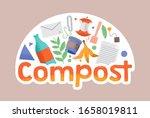 cartoon doodle style... | Shutterstock .eps vector #1658019811