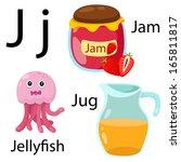 Illustrator Of J Alphabet