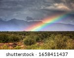 A Beautiful Gorgeous Rainbow Is ...